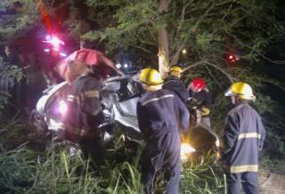 Ezequiel Navarro accidente 3