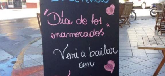 Dia Enamorados Plaza