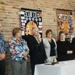 Alcides Bertini - Comision Club de Leones