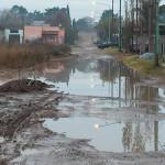 Barrio San Agustin inunda