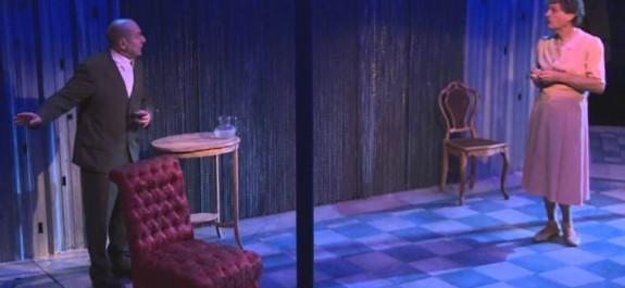 Cartas de la Ausente - Teatro Cervantes
