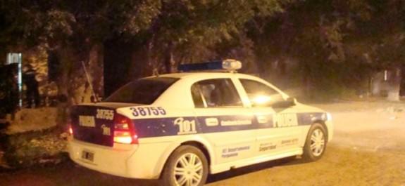Policia-en-Avenida-Molina