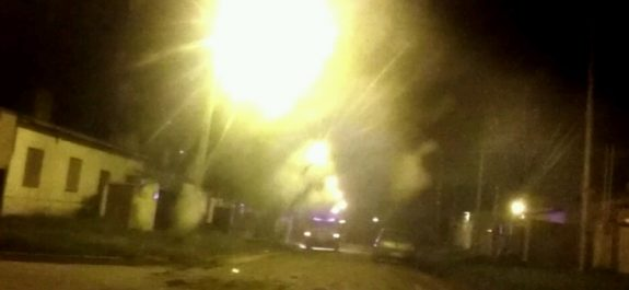 Barrio 350 Viviendas - Desalojo