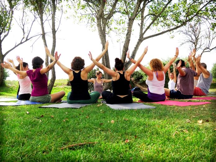 Clase de yoga - 3 part 1
