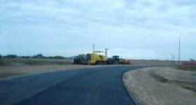 Ruta 191 asfalto
