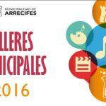 Talleres municipales 2016