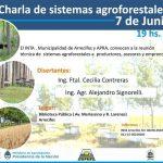 Charla sistemas agroforestales