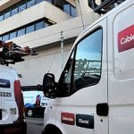 Cablevision camioneta