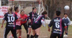 Futbol Femenino Obras