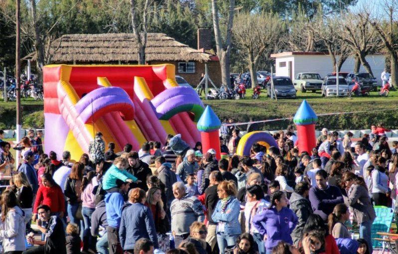 Fiesta del Día del Niño en el Circuito Costanero
