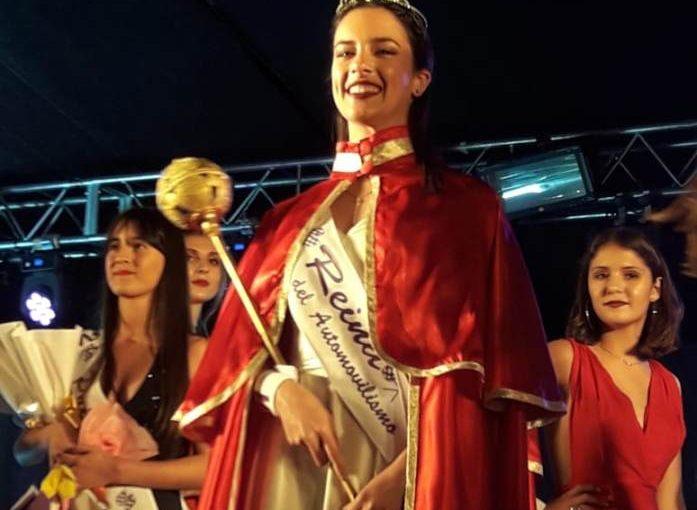 Este sábado se elige la Reina Provincial del Automovilismo