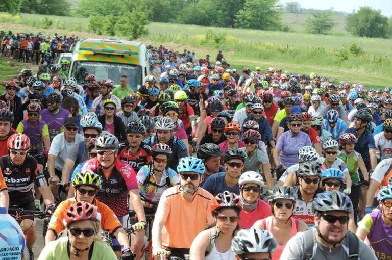 Ya son 1.300 los inscriptos para la Vuelta de Cicloturismo