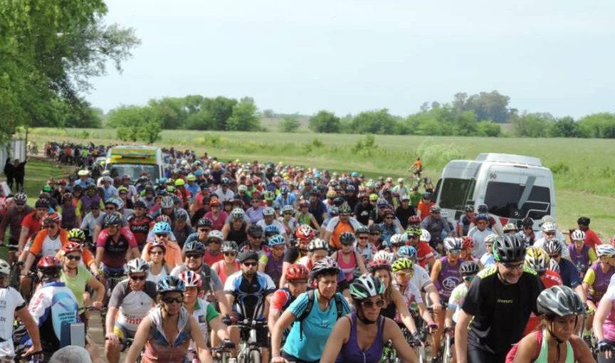El Cicloturismo pone un límite de dos mil participantes