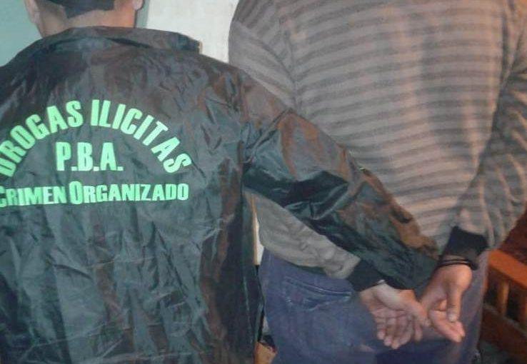 Detenidos por venta de drogas