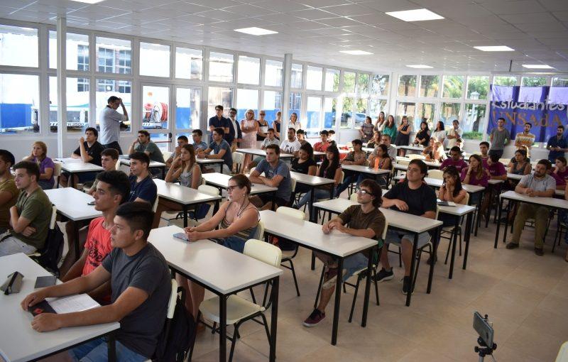 La Universidad Nacional de San Antonio de Areco inició su curso para ingresantes 2019 en siete localidades?