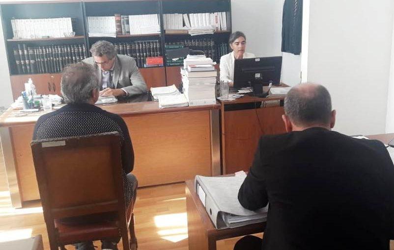 Ya declararon los papás de Milagros Costa en el juicio oral y público