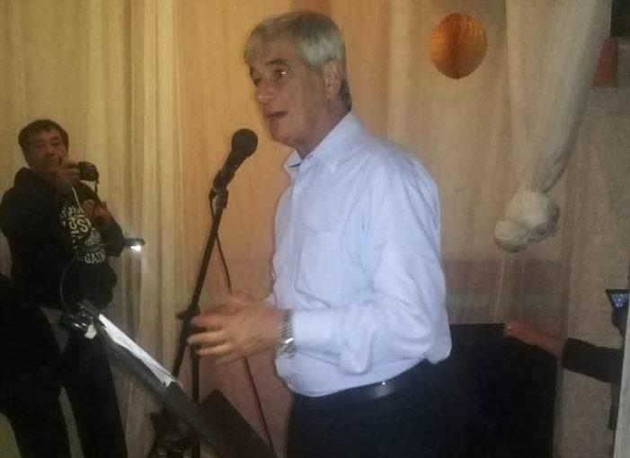 Bolinaga: «Quiero un peronismo unido»