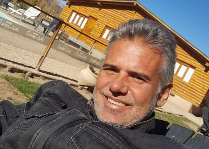 Patricio Di Palma candidato a intendente