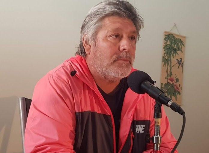 Pepe Quiroga: «Me gustaría ir a Malvinas pero sin pasaporte»