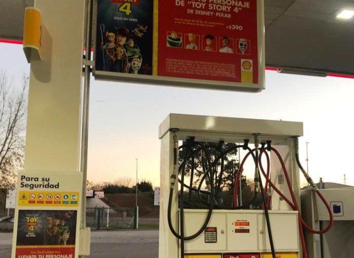 En la Shell podés pedir tu tarjeta LATAM Pass