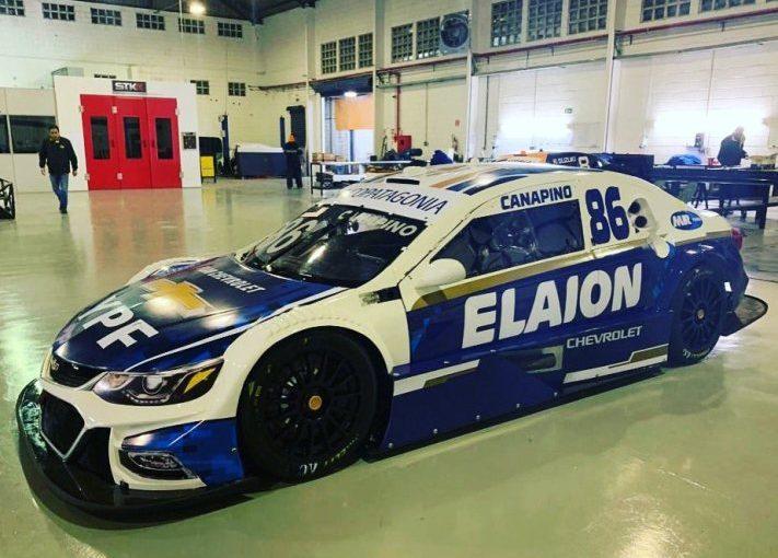 Canapino corre este fin de semana en Brasil
