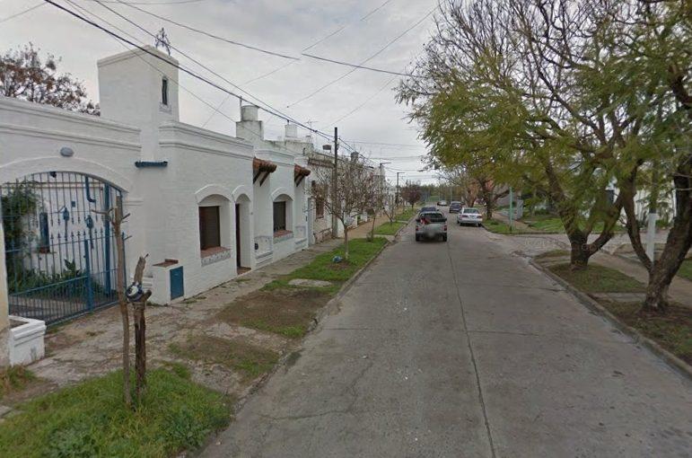 Robo en calle Arenales