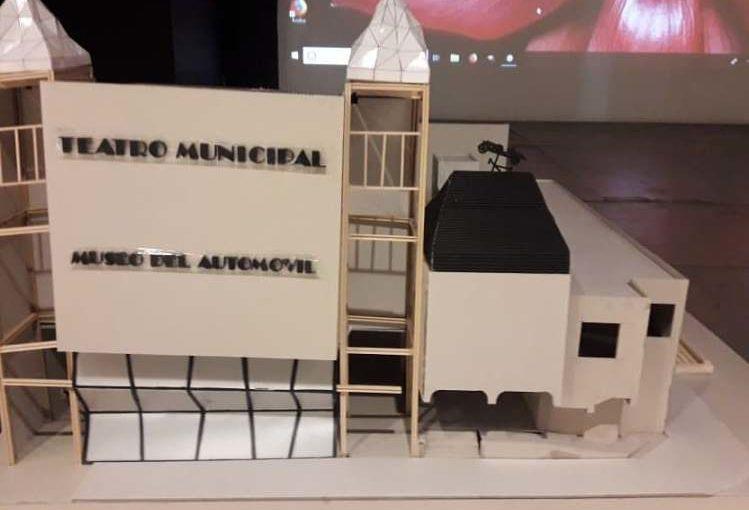 Se presentó el anteproyecto del Museo del Automovilismo