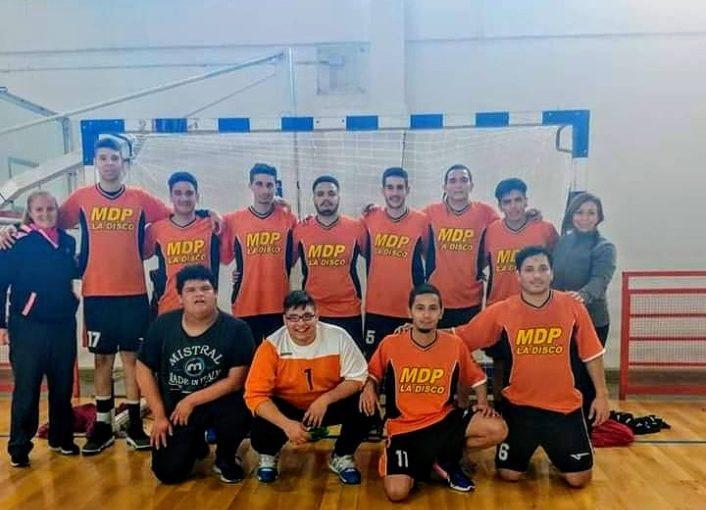 Por primera vez, el Handball oficial se juega en Arrecifes