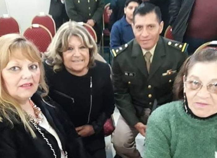 Homenaje del presidente Macri al cabo Papini