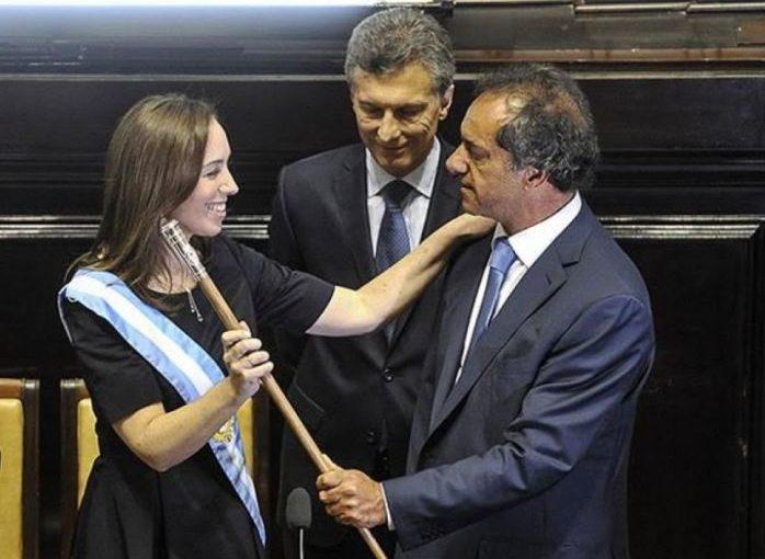Vidal aumentó en un 300% la deuda que recibió de Scioli