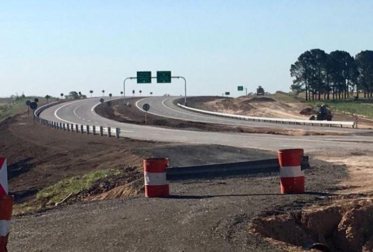 Se inaugura el tramo ACA-Todd de la autovía 8