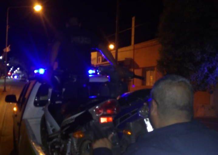 Secuestro de motos en controles vehiculares