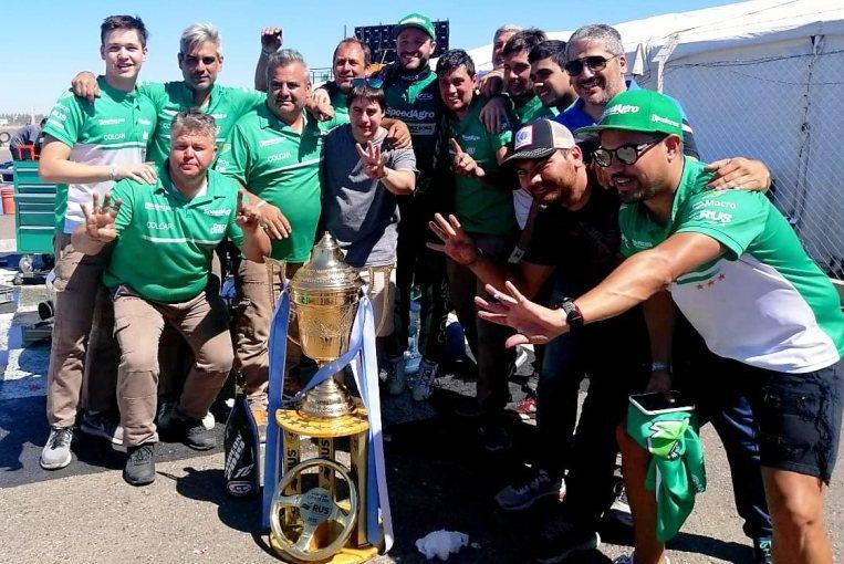Canapino tetracampeón: La Copa se queda en Arrecifes