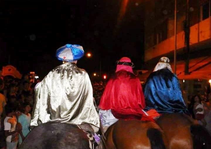 No hay cabalgata de Reyes