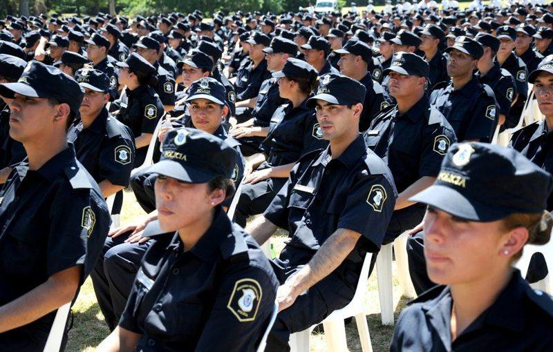 La Policía Bonaerense abrió la inscripción para nuevos aspirantes