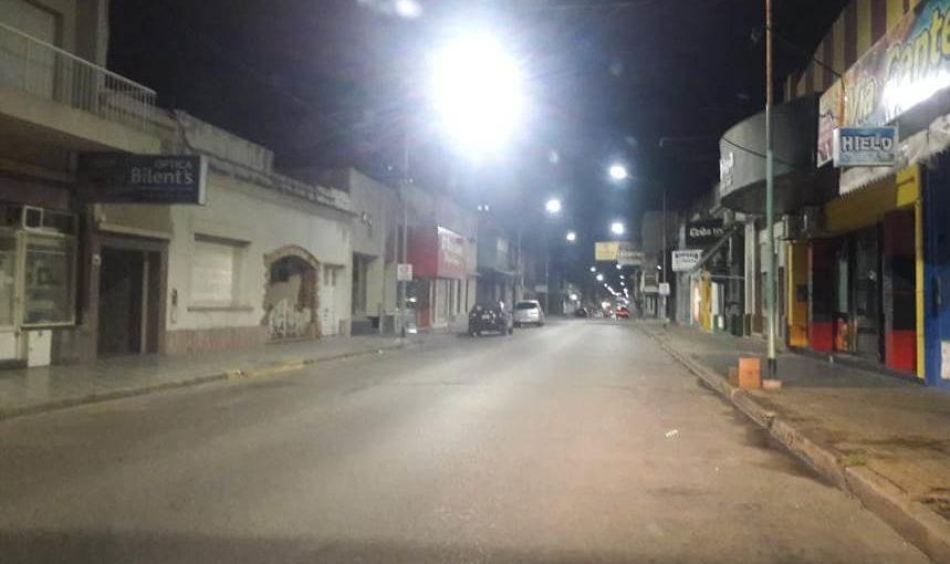 COMERCIOS CIERRAN A LAS 18 Y ESTACIONES DE SERVICIOS, A LAS 20