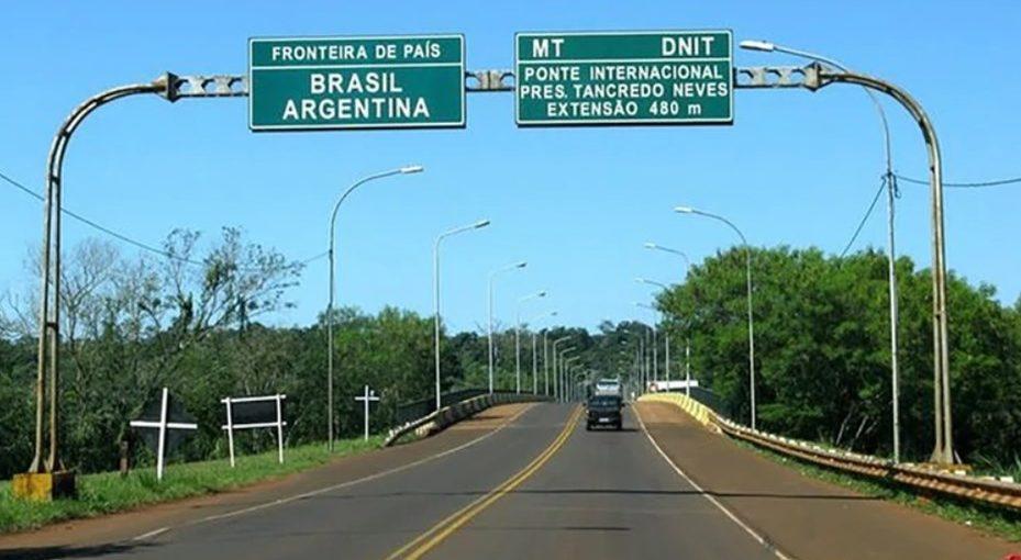 LA ARGENTINA CIERRA TODAS SUS FRONTERAS
