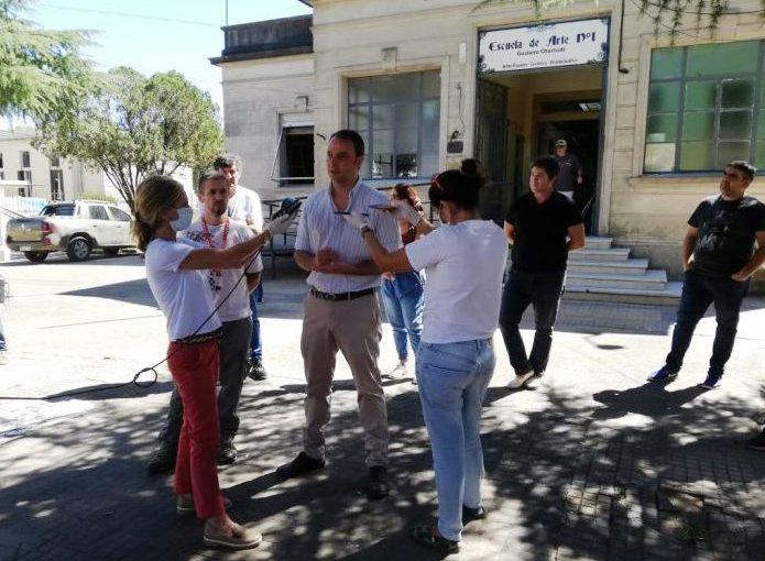 CORONAVIRUS: VUELVEN A AUMENTAR LOS CASOS EN ARECO