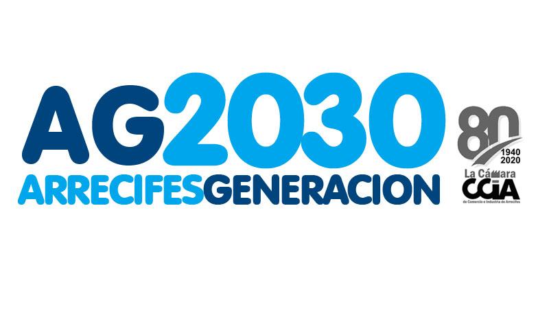 """LA CÁMARA PRESENTA """"ARRECIFES GENERACIÓN 2030"""""""