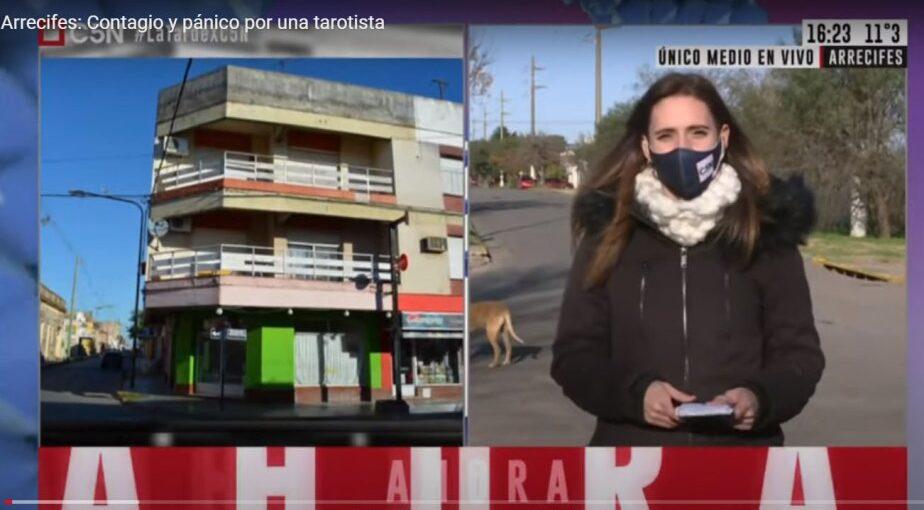 "C5N EN ""LA CAPITAL DE HABLAR AL PEDO"""