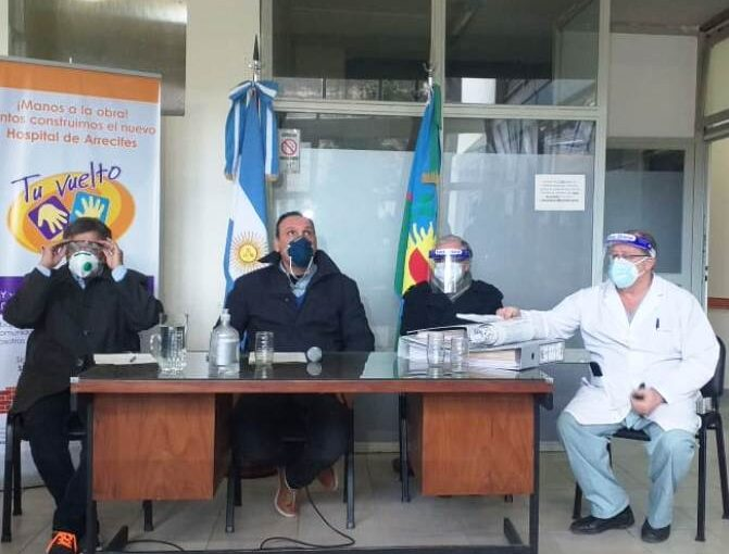 CORONAVIRUS: 32 CASOS EN ESTUDIO EN ARRECIFES