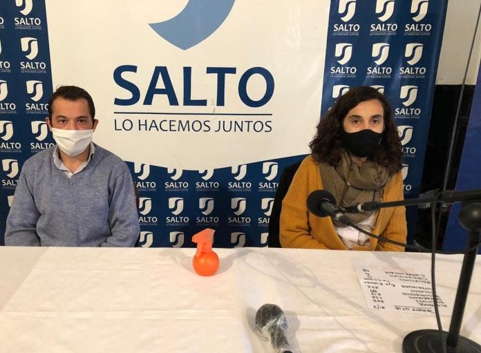 CORONAVIRUS: SALTO SUMÓ NUEVOS 10 POSITIVOS EN 48 HORAS