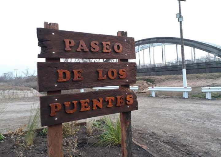 EL PASEO DE LOS PUENTES: UN NUEVO ESPACIO PARA DISFRUTAR EN ARRECIFES
