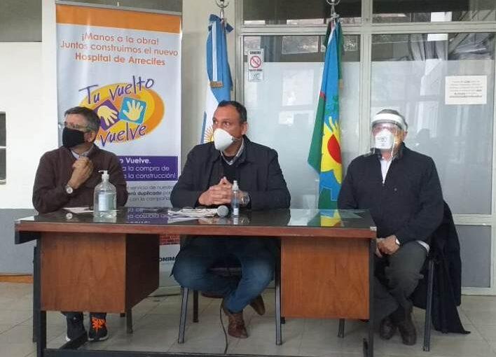 SE SATURA EL SISTEMA SANITARIO ARRECIFEÑO Y EL INTENDENTE RESTRINGE HORARIOS COMERCIALES