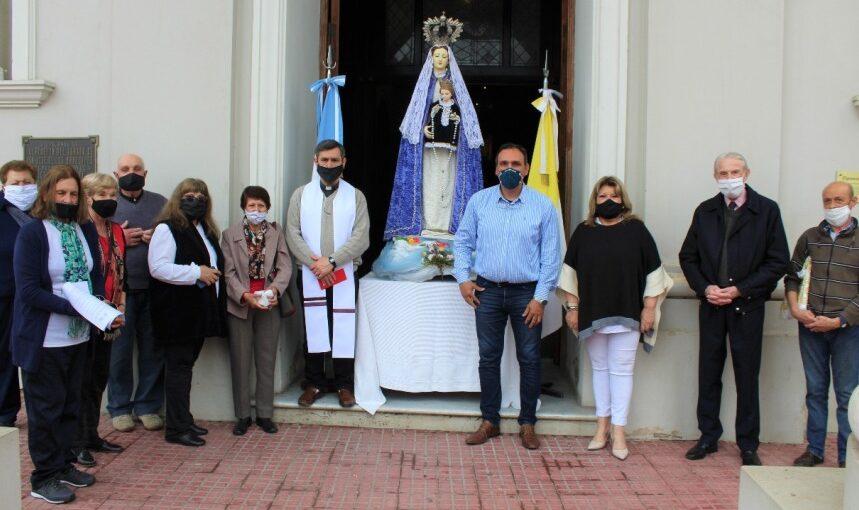 SE CELEBRÓ EL 290º ANIVERSARIO DEL CURATO DE LOS ARRECIFES