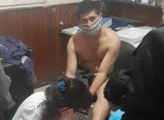 EL DETENIDO POR EL MACABRO CRIMEN EN SAN NICOLÁS TIENE UN FRONDOSO PRONTUARIO