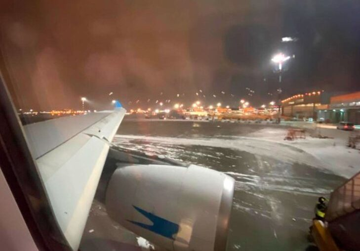 Llegó a Moscú el cuarto vuelo de Aerolíneas para traer más vacunas Sputnik V