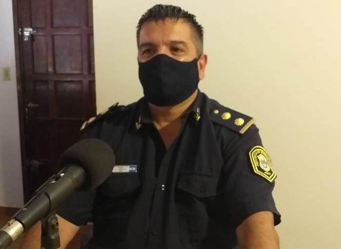 """Comisario Tenorio: """"Me van a ver caminando por las calles y hablando con los vecinos"""""""