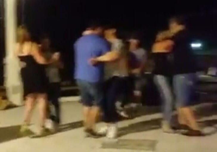 La Municipalidad hizo punta con los bailes
