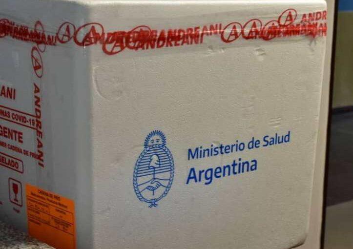El Hospital de Arrecifes recibió 500 vacunas más